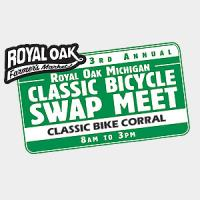 Royal Oak's Classic Bicycle Swap Meet